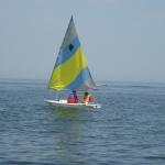 sailing-morning