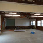 meeting-hall-replacing-floors-and-wall-panels