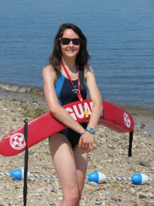 Rachael the Lifeguard